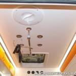 Автомобиль скорой медицинской помощи класс B Соболь 4х4 дизель Промышленные Технологии на выставке Здравоохранение 2013 потолок