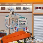 Автомобиль скорой медицинской помощи класс B Соболь 4х4 дизель Промышленные Технологии на выставке Здравоохранение 2013 оборудование
