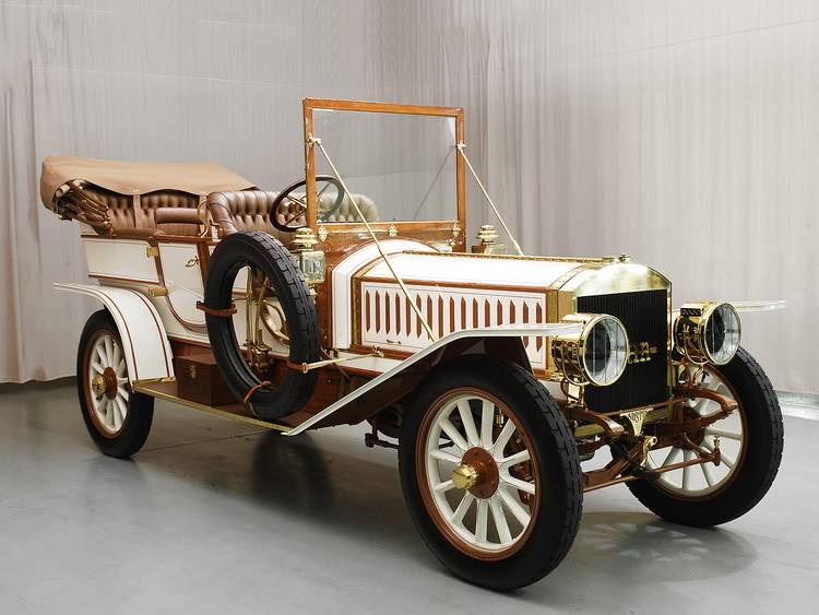 Фаэтон Austin Model 60 1909 года