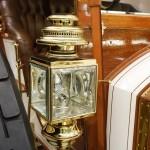 Фаэтон Austin Model 60 1909 года фонарь