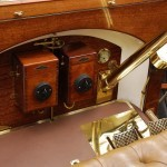 Фаэтон Austin Model 60 1909 года педали