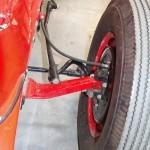 Спортивный автомобиль ГАЗ ГЛ1 на 21 Олдтаймер-Галерее Ильи Сорокина рулевые тяги