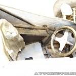 Спортивный автомобиль Гардарика на 21 Олдтаймер-Галерее Ильи Сорокина кокпит