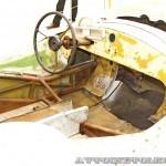 Спортивный автомобиль Киев Спорт на 21 Олдтаймер-Галерее Ильи Сорокина кокпит