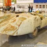 Спортивный автомобиль Киев Спорт на 21 Олдтаймер-Галерее Ильи Сорокина сзади