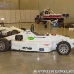 Спортивный автомобиль АМ 01М на 21 Олдтаймер-Галерее Ильи Сорокина справа