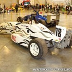 Спортивный автомобиль Русь А20-16 на 21 Олдтаймер-Галерее Ильи Сорокина сзади слева