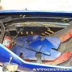 Спортивный автомобиль ЖАК 26 на 21 Олдтаймер-Галерее Ильи Сорокина кокпит