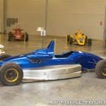 Спортивный автомобиль ЖАК 26 на 21 Олдтаймер-Галерее Ильи Сорокина справа