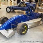 Спортивный автомобиль ЖАК 26 на 21 Олдтаймер-Галерее Ильи Сорокина слева