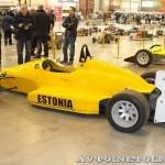 Спортивный автомобиль Эстония 25 на 21 Олдтаймер-Галерее Ильи Сорокина сбоку