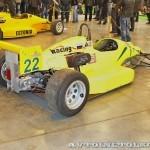 Спортивный автомобиль Эстония 25 Михаила Алешина на 21 Олдтаймер-Галерее Ильи Сорокина справа