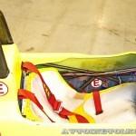 Спортивный автомобиль Эстония 25 Михаила Алешина на 21 Олдтаймер-Галерее Ильи Сорокина кокпит справа