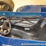 Спортивный автомобиль Эстония 21-10 на 21 Олдтаймер-Галерее Ильи Сорокина кокпит справа