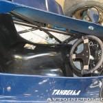 Спортивный автомобиль Эстония 21-10 на 21 Олдтаймер-Галерее Ильи Сорокина кокпит слева