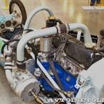Спортивный автомобиль Харьков Л3 на 21 Олдтаймер-Галерее Ильи Сорокина двигатель слева