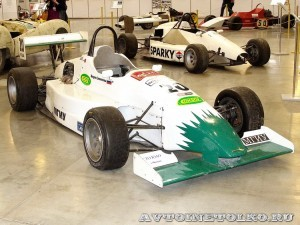 Спортивный автомобиль АМ 01М на 21 Олдтаймер-Галерее Ильи Сорокина