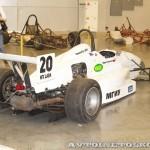 Спортивный автомобиль АМ 01М на 21 Олдтаймер-Галерее Ильи Сорокина справа сзади