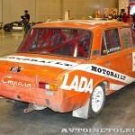 Спортивный автомобиль ВАЗ 21011 на 21 Олдтаймер-Галерее Ильи Сорокина сзади справа
