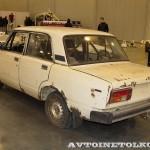 Спортивный автомобиль ВАЗ 2105 Вихур на 21 Олдтаймер-Галерее Ильи Сорокина сзади