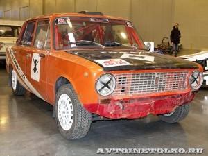 Спортивный автомобиль ВАЗ 21011 на 21 Олдтаймер-Галерее Ильи Сорокина