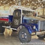 Кроссовый грузовик ГАЗ 51 на 21 Олдтаймер-Галерее Ильи Сорокина справа