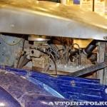 Кроссовый грузовик ГАЗ 51 на 21 Олдтаймер-Галерее Ильи Сорокина двигатель