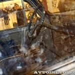 Кроссовый грузовик ГАЗ 51 на 21 Олдтаймер-Галерее Ильи Сорокина кабина
