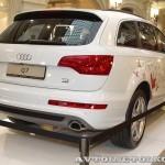 Audi Q7 Олимпийский автопарк на выставке в ГУМЕ февраль 2014 - 4