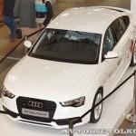 Audi A5 Sportback Олимпийский автопарк на выставке в ГУМЕ февраль 2014 - 7