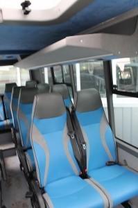 Новый туристический автобус ГАЗель Next от Самотлор-НН - 3