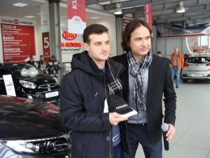 презентация обновленного седана Kia Optima ГК АвтоСпецЦентр - 4