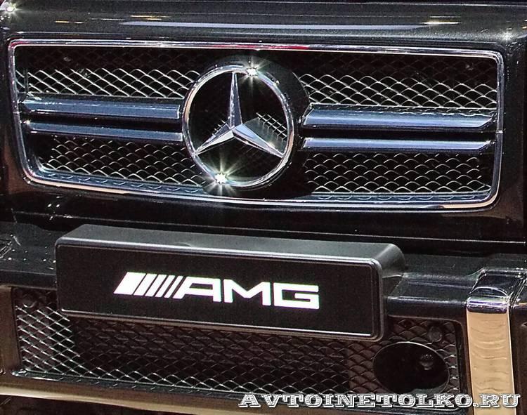 Mercedes-Benz AMG на Московском Автосалоне ММАС 2012