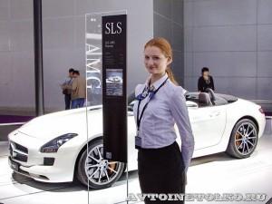 AMG на Московском Автосалоне ММАС 2012