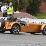 Caterham Seven на автомобильном шоу Moscow City Racing 2013 - 2