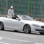 BMW M3 на автомобильном шоу Moscow City Racing 2013 - 2