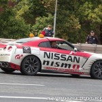 Nissan GTR Safety Car на автомобильном шоу Moscow City Racing 2013 - 2