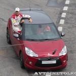 Citroen DS3 на автомобильном шоу Moscow City Racing 2013 -2