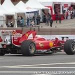 Ferrari F1 на автомобильном шоу Moscow City Racing 2013 - 5