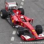 Ferrari F1 на автомобильном шоу Moscow City Racing 2013 - 4