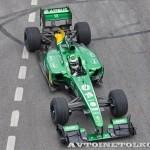 Lotus F1 на автомобильном шоу Moscow City Racing 2013 - 5
