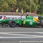 Lotus F1 на автомобильном шоу Moscow City Racing 2013 - 3