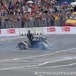 Шоу Терри Гранта на автомобильном шоу Moscow City Racing 2013 - 3