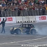 Шоу Терри Гранта на автомобильном шоу Moscow City Racing 2013 - 4