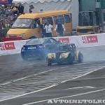 Шоу Терри Гранта на автомобильном шоу Moscow City Racing 2013 - 5