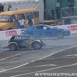 Шоу Терри Гранта на автомобильном шоу Moscow City Racing 2013 - 6