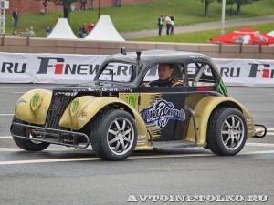 Шоу Терри Гранта на автомобильном шоу Moscow City Racing 2013 - 1