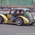 Шоу Терри Гранта на автомобильном шоу Moscow City Racing 2013 - 2