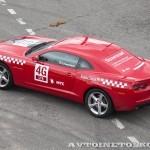 Chevrolet Camaro на автомобильном шоу Moscow City Racing 2013 - 2