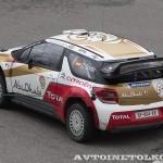 Citroen DS3 WRC на автомобильном шоу Moscow City Racing 2013 - 4